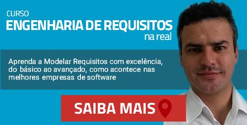 Qualidade de Software - Curso de Engenharia de Requisitos