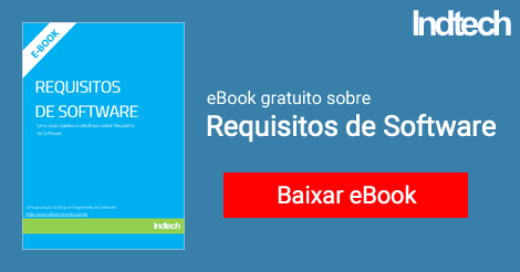 Diagrama de Atividades - eBook sobre Requisitos de Software