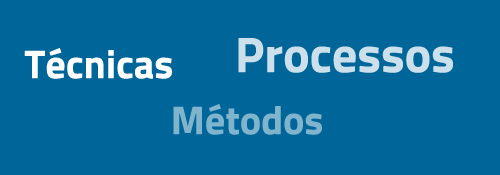 Porque os projetos dão errado? Técnicas, Processos, Métodos